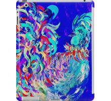 Rooster Blues 2 iPad Case/Skin