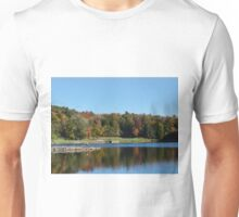 When beauty and peace collided Unisex T-Shirt