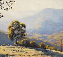 Bathurst Landscape by Graham Gercken