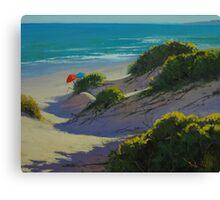 Hidden Dunes Canvas Print
