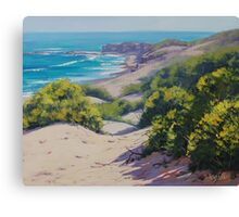 Soldiers Beach, NSW Canvas Print