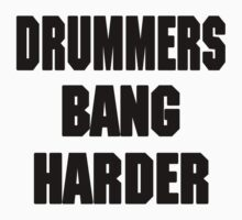 DRUMMERS BANG HARDER (DAVE GROHL, TAYLOR HAWKINS) by DanFooFighter