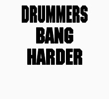 DRUMMERS BANG HARDER (DAVE GROHL, TAYLOR HAWKINS) Unisex T-Shirt