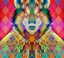 Corporate Wolf by Ali Gulec
