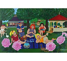 Bruthen Beauties Picnic in the Park Photographic Print