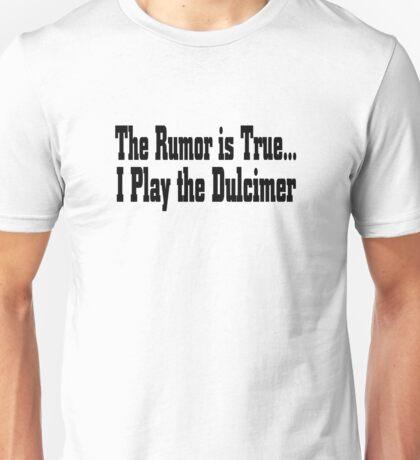 Dulcimer Unisex T-Shirt