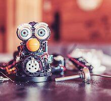 Little Robot Engineer  by gtcdesign