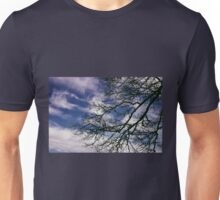 Teasing the clouds Unisex T-Shirt