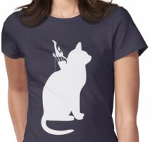 My Cats Better Than Yours Womens Fitted T-Shirt