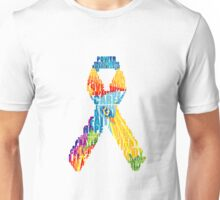 Let's help fight cancer Unisex T-Shirt
