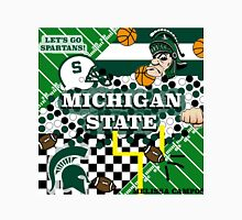 MICHIGAN STATE COLLAGE Unisex T-Shirt
