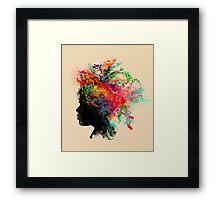 Wildchild Framed Print