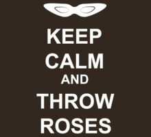 Tuxedo Mask - Keep Calm by SMsFinest