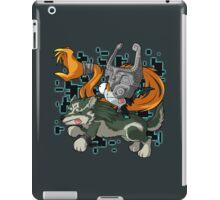 Invader Midna iPad Case/Skin
