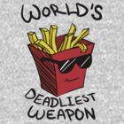 World&#x27;s Deadliest Weapon (Original) by ChimneySwift11