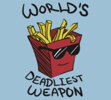 World's Deadliest Weapon (Original) One Piece - Short Sleeve