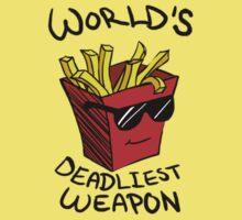World's Deadliest Weapon (Original) Baby Tee