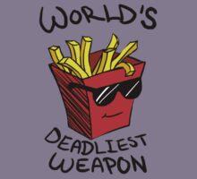 World's Deadliest Weapon (Original) Kids Tee