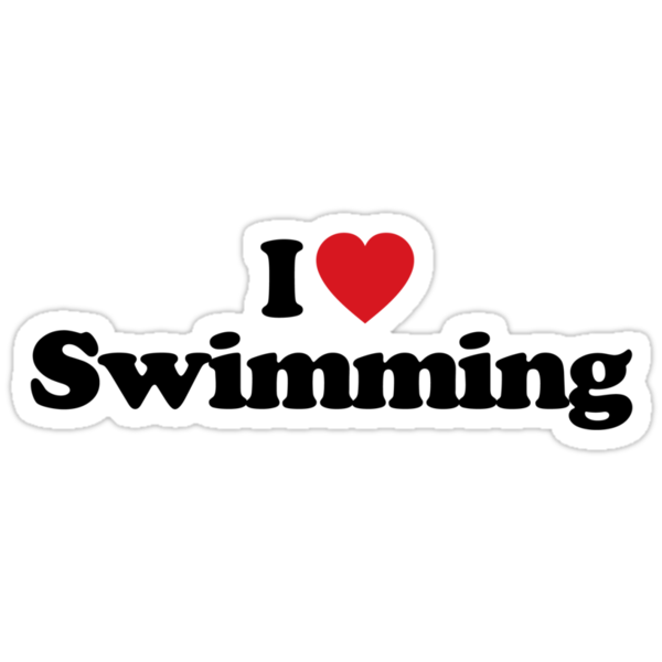 I Love Swimming by iheart