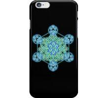 Sacred GeometrEyes iPhone Case/Skin
