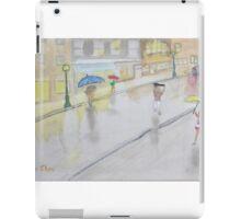 Rainy Day. iPad Case/Skin