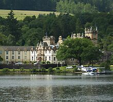 Cameron House Hotel & Country Club Loch Lomond & Seaplane by youmeus