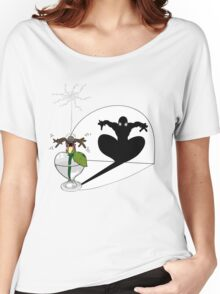 spider shadow Women's Relaxed Fit T-Shirt