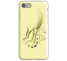 Bird Pearls iPhone Case/Skin