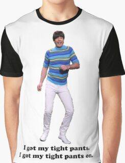 Tight Pants Graphic T-Shirt