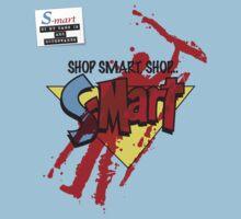 Ash's S-Mart blood-soaked t-shirt by tshirtgk  .com