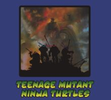 TMNT - Rise of the Shredder by TwistedBiscuit