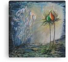 The greeting Canvas Print