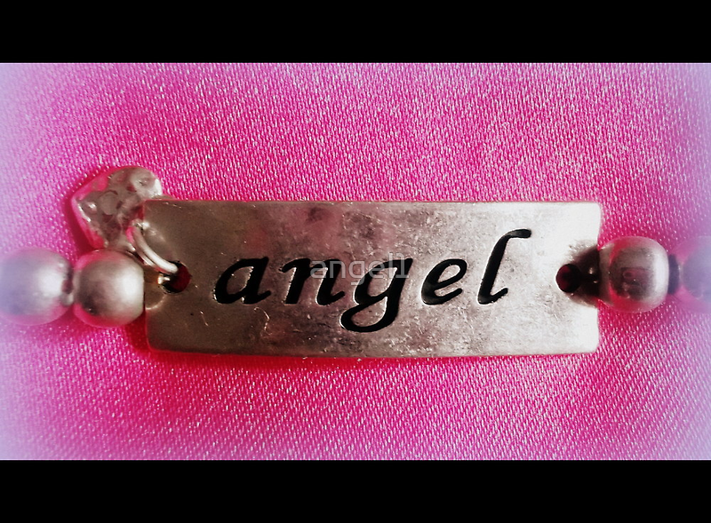 Angel Bracelet by ©The Creative  Minds