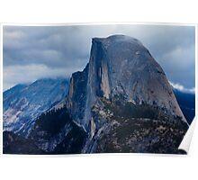 Half Dome Yosemite Poster