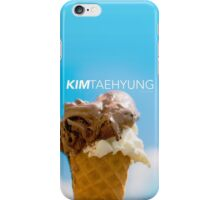 who is kim taehyung? iPhone Case/Skin