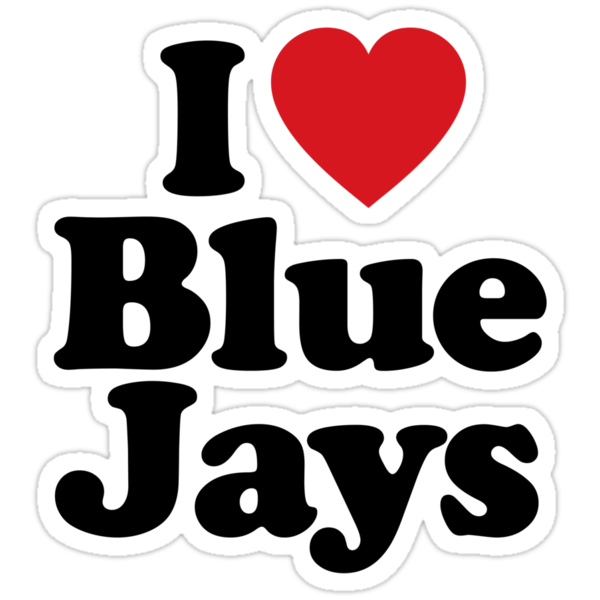I Love Blue Jays by iheart