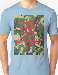 Twice Camo (Dahyun) Unisex T-Shirt