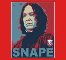 Snape for President by adamcampen