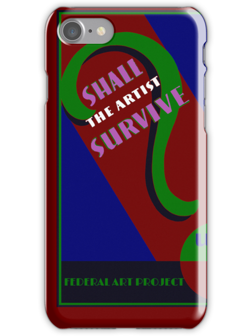 Shall the Artist Survive? by MTKlima