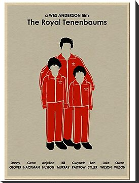 The Royal Tenenbaums by megpato