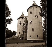 ~Castle Gwynn~ by LynnRoebuck