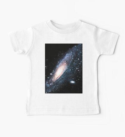 Andromeda galaxy Baby Tee