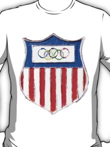 Olympic crest T-Shirt