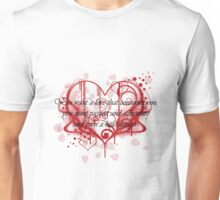 Damon's Love Quote Unisex T-Shirt