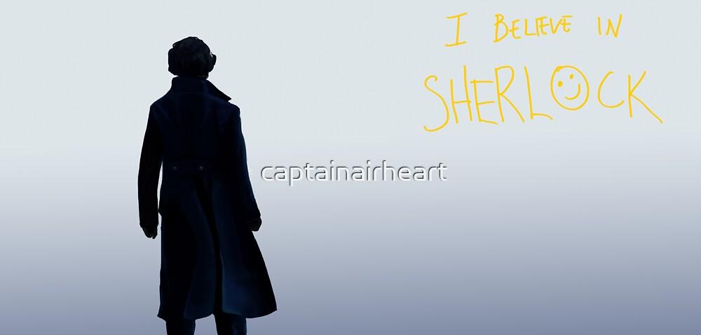 BELIEVE by captainairheart