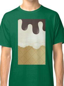 Ice Cream Chocolate top Classic T-Shirt