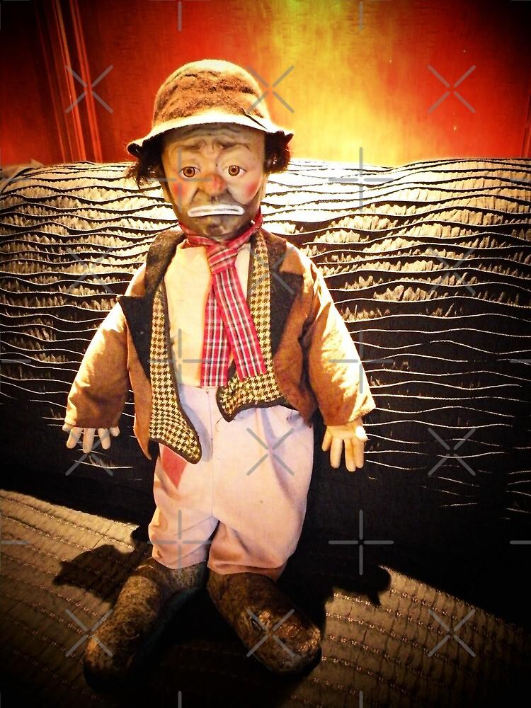 Willie the clown... by Rita  H. Ireland