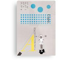 Copa. Metal Print