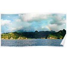 St.Lucia, Marigot Bay Poster