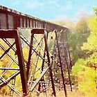 Train Trestle by perkinsdesigns